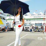 Paddock Girls del GP de San Marino 2016 - Avintia