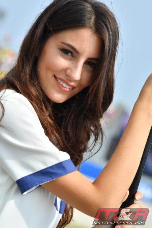 Paddock Girls del GP de San Marino 2016 - Sponsor perfil