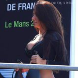 Monster girl Grace Barroso Le Mans