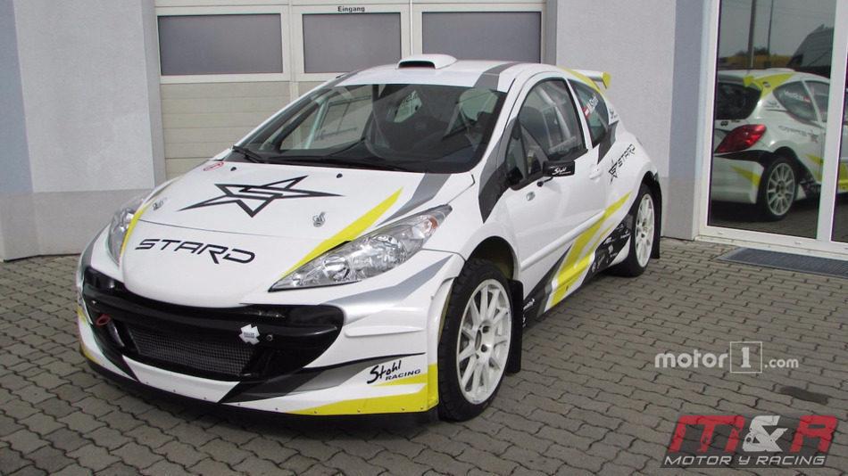 Peugeot 207 eléctrico