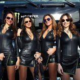 Paddock Girls del GP de Valencia 2016 - Monster Girls