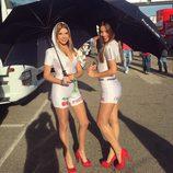 Paddock Girls del GP de Valencia 2016 - Avintia