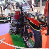 Autoretro Barcelona 2016 - Indian frontal