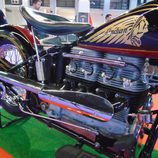 Autoretro Barcelona 2016 - Indian motor