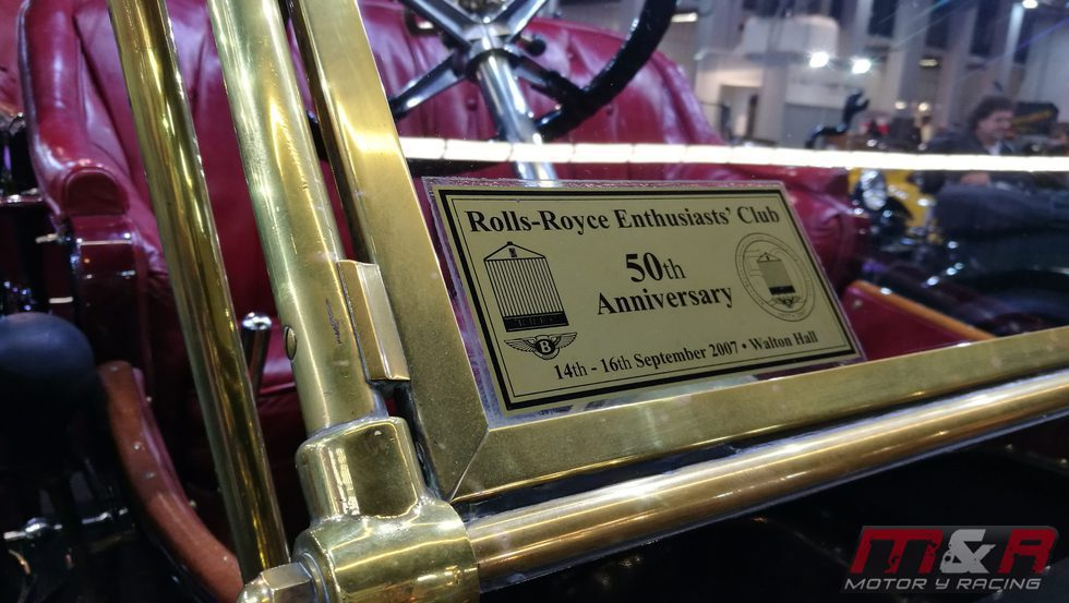Rolls Royce 1 millón de euros - 50 aniversario