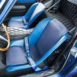 Ferrari 250 GTO - asiento