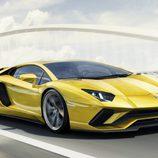 Lamborghini Aventador S - frontal