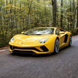 Lamborghini Aventador s - faros