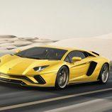 Lamborghini Aventador S - Capó