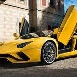 Lamborghini Aventador S - Puertas