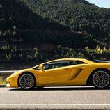 Lamborghini Aventador S - lateral