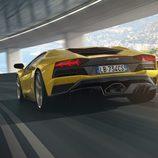 Lamborghini Aventador S - Difusor