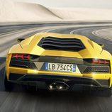 Lamborghini Aventador S - Difusores