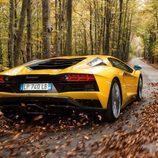 Lamborghini Aventador S - Alerón