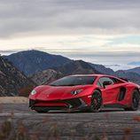Lamborghini Aventador SV - frontal