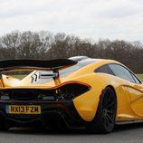 McLaren P1 - amarillo