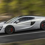 McLaren 540C - lateral