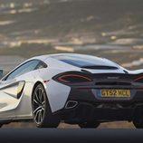 McLaren Blanco - difusor