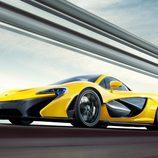 McLaren P1 - carbono