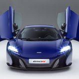Mclaren 650s - azul