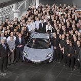 Unidad 10000 vendida por McLaren