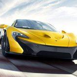 McLaren P1 Hybrid - frontal