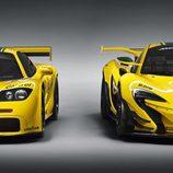 McLaren F1 y P1 GTR