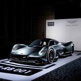 Aston Martin AM-RB 001 - frontales