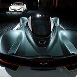 Aston Martin AM-RB 001 - carrocería