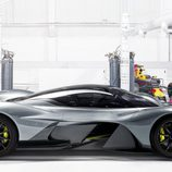 Aston Martin AM-RB 001 - aerodinámica