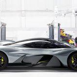 Aston Martin AM-RB 001 - aerodinámica