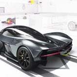 Aston Martin AM-RB 001 - Difusor