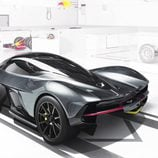 Aston Martin AM-RB 001 - Difusor