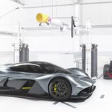 Aston Martin AM-RB 001 - F1