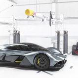 Aston Martin AM-RB 001 - F1