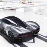 Aston Martin AM-RB 001 - techo