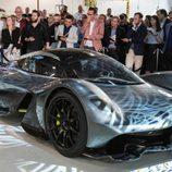 Aston Martin AM-RB 001 - Presentación