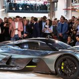 Aston Martin AM-RB 001 - colores