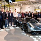 Aston Martin AM-RB 001 - Ricciardo