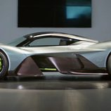 Aston Martin AM-RB 001 - Splitter