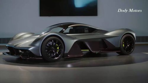 Aston Martin AM-RB 001 - grises