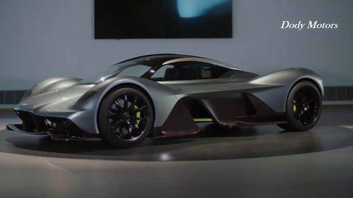 Aston Martin AM-RB 001 - grises