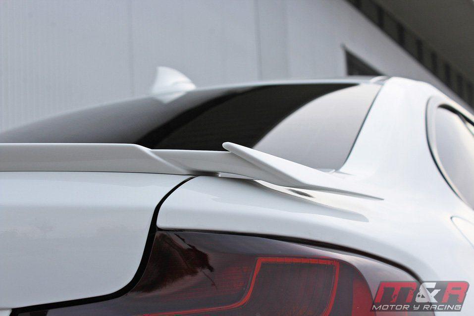 Hamann M2 - aerodinamica