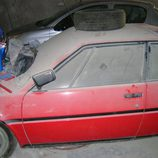BMW M1 - ventanas