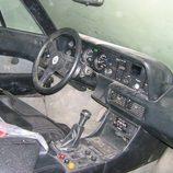 BMW M1 - salpicadero