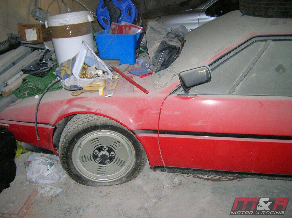 BMW M1 - Garaje