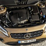 Mercedes-Benz GLA 2017 - Bloque