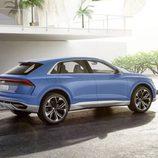 Audi Q8 Concept - Trasera