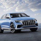 Audi Q8 Concept - Parrilla