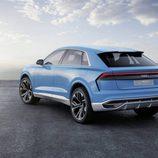 Audi Q8 Concept - Escapes